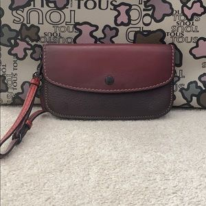 Coach wallet convertible crossbody